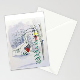 Christmas Church Stationery Cards