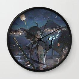 Genshin impact  Wall Clock