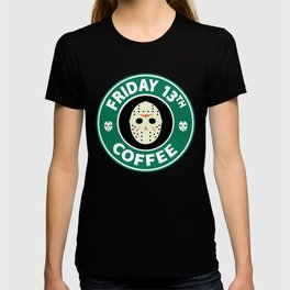 Friday The 13th Coffee T-shirt
