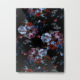 Night Garden XXXVII Metal Print