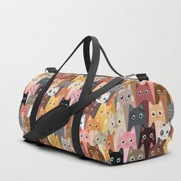 Cats Pattern Sporttaschen