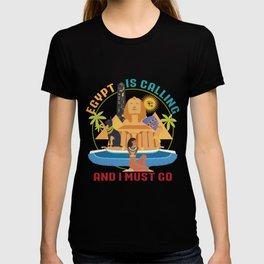 Travel To Egypt T-shirt
