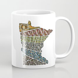 Minnesota Layers Mug Coffee Mug