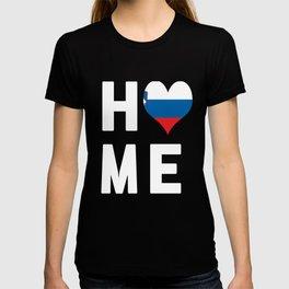 Slovenia Is My Home Tshirt T-shirt