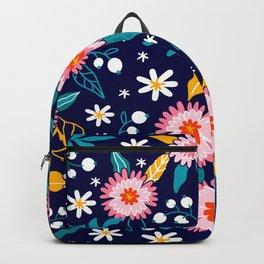 Dream Flowers Garden II Backpack