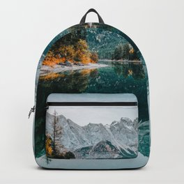 Snowy Mountain Backpack