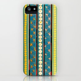 """Touch Wood"" by ICA PAVON iPhone Case"
