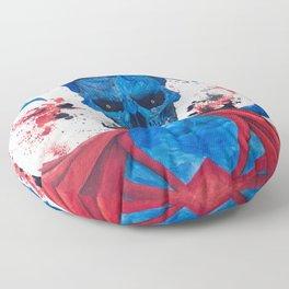 Nighcrawler Skull Floor Pillow