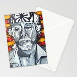 Mr. Miyagi Stationery Cards