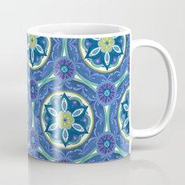Watercolor Medallion Pattern Coffee Mug