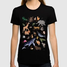 Animal Alphabet T-shirt