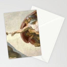 Original The Creation of Adam Stationery Cards