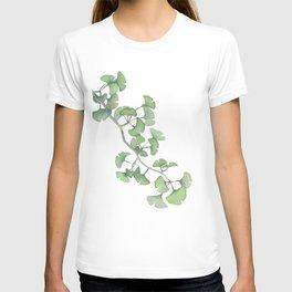 GINKGO, by Frank-Joseph T-shirt