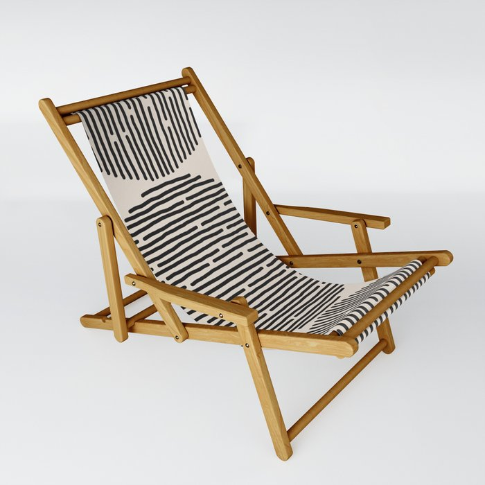 river stones Sling Chair