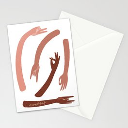 Mudras Stationery Cards