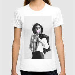 Bubble Gum - Frida Kahlo T-shirt