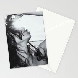 1001 Sandy Dune Nude Babe Stationery Cards