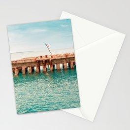 Crash Boat Beach Stationery Cards