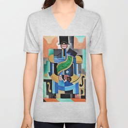 Josef Capek - African King - Digital Remastered Edition Unisex V-Neck