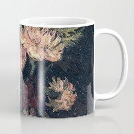 Vincent van Gogh Vase With Carnations 1886 Coffee Mug