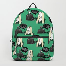 Birkin Backpack