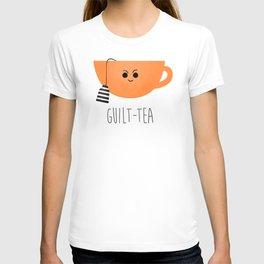 Guilt-tea T-shirt