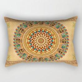 Mandala Armenia Iyp V2 Rectangular Pillow