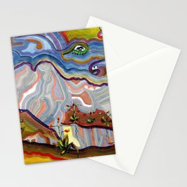 Earth Changes 1985 Stationery Cards