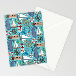 Nautical Goodies Stationery Cards