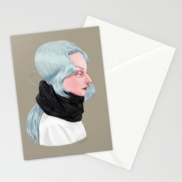The Winter. Stationery Cards