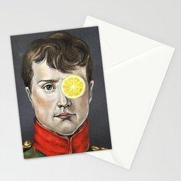 Napoleon Lemonade Stationery Cards