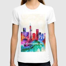 Johannesburg Skyline T-shirt