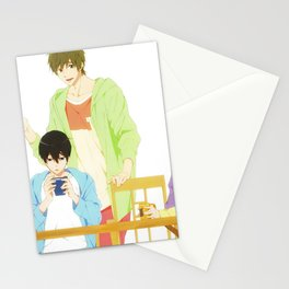Haruka Nanase  Stationery Cards