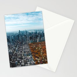 New York City Central Park Stationery Cards
