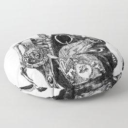 Mike Tyson Floor Pillow