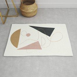 Abstract Minimal Art 32 Rug