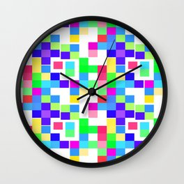 Square_2 Wall Clock