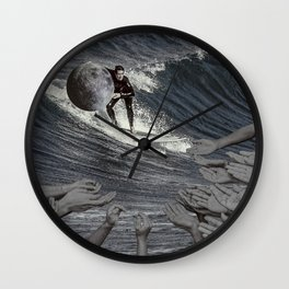 Give it to me Wall Clock