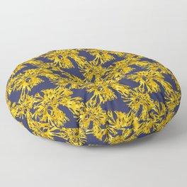 Ocean Plant Floor Pillow