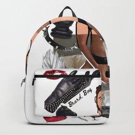 Beard Boy: Berlin Nights Backpack