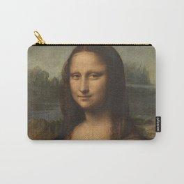 Mona Lisa, Leonardo da Vinci, 1503 Carry-All Pouch
