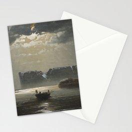 Peder Balke - Nordkapp - North Cape - Norwegian Oil Painting Stationery Cards