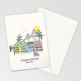 Charleston, S.C. Stationery Cards