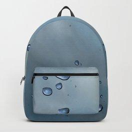 Raindrop Drawing Backpack