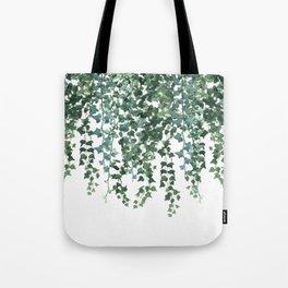 Ivy Vine Drop Tote Bag