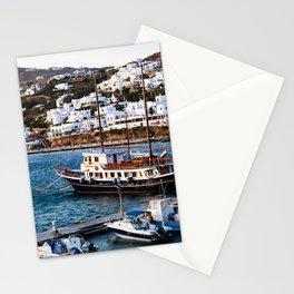 Mykonos, Greece. Stationery Cards