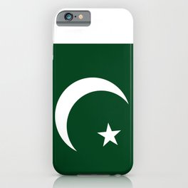 Flag of Pakistan iPhone Case