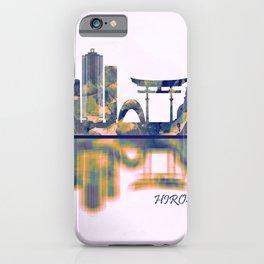 Hiroshima Skyline iPhone Case