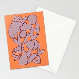Lean on Me_ Stationery Cards