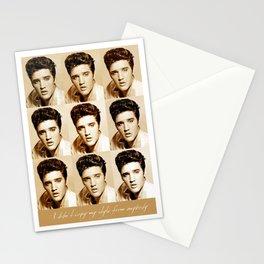 Elvis Presley - Music Heroes Series Stationery Cards